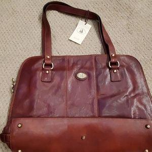 Leather Men's Bag